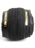 Animal Tom White Kevlar Bead - 2.00 in. - Black - Tire