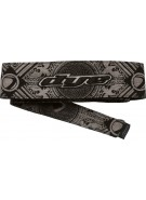 DYE 2010 Ornate Head band - Tan/Black