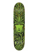 Santa Cruz Weed Goddess MD Powerply - 31.9in x 8.1in - Skateboard Deck
