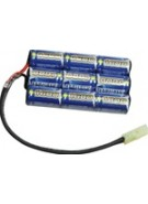 Intellect 10.8v 1600mAh Small Size for BatteryBox