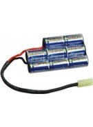 Intellect 9.6v 1600mAh Small Size for BatteryBox