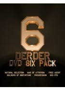 Derder 6 Pack Paintball DVD