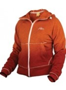 Dye 2010 Girls Sweatshirt - Burnt Orange Fade