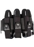Empire 2009 09 Action Pack Paintball Harness - 4+7 - Black