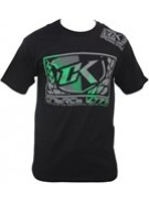 Contract Killer Tournament Green T-Shirt - Black