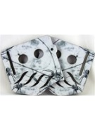 Stinger Paintball Designs Custom Soft Ears - Creepie Crawlie - Grey