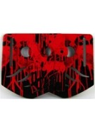 Stinger Paintball Designs Custom Soft Ears - Gore - Black