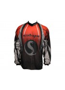 Stryker Player's Paintball Jersey - Red