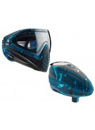 Dye Rotor Loader & I4 Mask Combo Kit - Blue Cloth