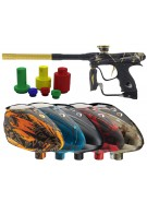 DYE NT11 Paintball Gun w/ Rotor Loader - Vision