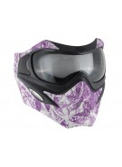 V-Force Grill Paintball Mask - Nightmare Purple