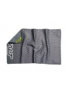 Exalt Microfiber Zig Zag Team Goggle Cloth - Grey