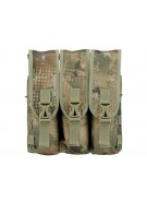 2013 Dye Tactical Locking Lid Pouch - Triple - DyeCam