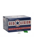 Red Legion Paintballs Case 500 Rounds - White Fill