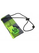 Planet Eclipse Apex Barrel Sock - Plaid Lime