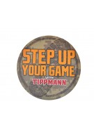 "Tippmann Step Up Your Game Sticker - 12"" x 12"""
