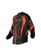 2013 Dye C13 Paintball Jersey - Dyetree Orange