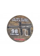 "Tippmann 98 Sticker - 12"" x 12"""