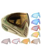 Dye Invision Goggle I4 Pro Mask w/ Additional Mirror Lens - DyeCam