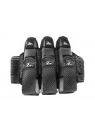 Empire 2012 Liquid Breed Paintball Harness - 3+6 - Black & Grey ZZ