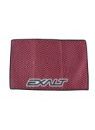 Exalt Microfiber Zig Zag Player Goggle Cloth - Red