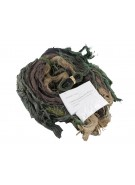 Camo Systems Rifle Rag Ghillie Kit - Woodland