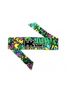 HK Army Headband - HK Comic Neon