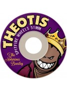 Spitfire Wheels Theotis Notorious - 55mm - Skateboard Wheels