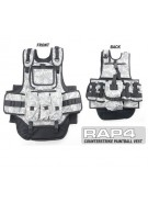 RAP4 Counterstrike Paintball Vest - ACU