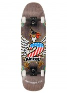 Almost No. 2 Cruiser - Black - 31 - Complete Skateboard
