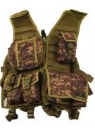 Tippmann Assault Paintball Vest - Digi Camo