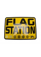 "Field Signs 20"" x 14"" - Flag Station"