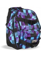 Planet Eclipse 2013 Gravel Backpack - Plaid Purple