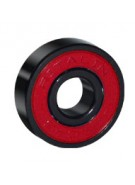 Yocaher Ritalin Bearings - ABEC 5 8 Pack - Red - Skateboard Bearings