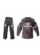 Empire 2012 Prevail TW Paintball Jersey & Pant Combo - Black