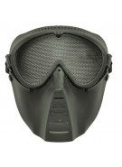 Airsoft Tactical Mask - Black