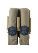 BT 2+3 Pod Pouch Paintball Harness - Tan