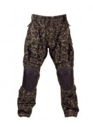 BT Professional Paintball Pants - Woodland Digi Camo