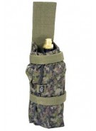 BT Paintball Vest Bottle Pouch - Woodland Digi Camo