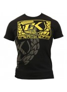 Contract Killer Logo T-Shirt - Yellow