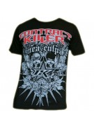 Contract Killer 09 2009 T-Shirt Mea Culpa