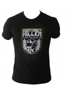 Contract Killer Cocksman T-Shirt - Black