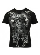Contract Killer Fight Life T-Shirt - Black