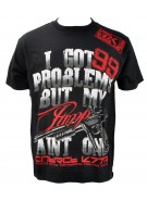 Contract Killer 2011  99 Pump T-Shirt - Black w/ Red