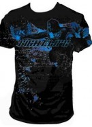 Contract Killer Wrath T-Shirt - Blue