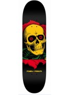 Powell Black Light Ripper 6 - 8.125 - Skateboard Deck
