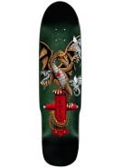 "Powell Peralta Hydrant Dragon - Green - 8.375"" - Skateboard Deck"