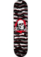 Powell Peralta New School Ripper 3 Deck - Black - 8.25 - Skateboard Deck