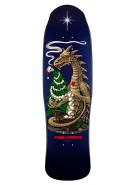 Powell Peralta Christmas 2011 Tree Trimmer Deck - Black - 9.125 - Skateboard Deck