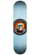 "Powell Peralta Pool Light Ripper New School - Red - 8.5"" - Skateboard Deck"